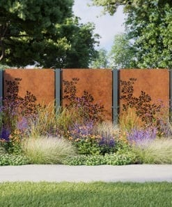 Stark & Greensmith - Drift Corten Panel